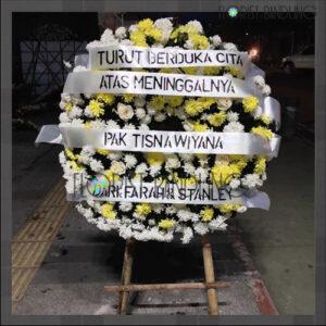Bunga Krans Bandung FBBK-001