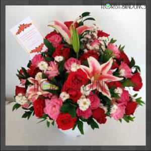 Bunga Meja Bandung FBBM-001