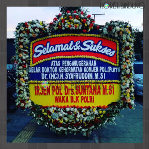 Bunga Papan Congratulation Bandung FBBPC-011