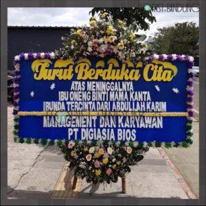 Bunga Papan Duka Cita Bandung FBBPD-007