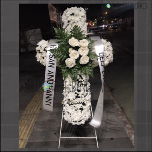 Bunga Salib Bandung FBBS-001